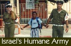 Israel's Humane Army