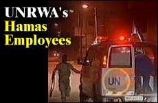 UNRWA's Hamas Employees