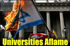Universities Aflame