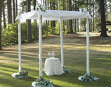 Guide To The Jewish Wedding Ceremony Traditions Chuppah